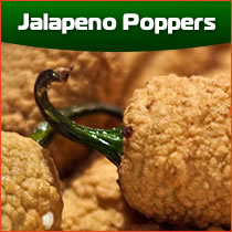 Jalapeno Poppers and Stuffed Jalapenos