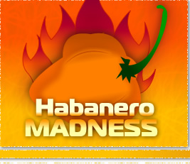 Habanero Madness - habanero recipes, growing habaneros and more