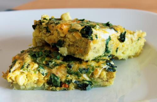 Southwest Style Habanero Frittata Recipe