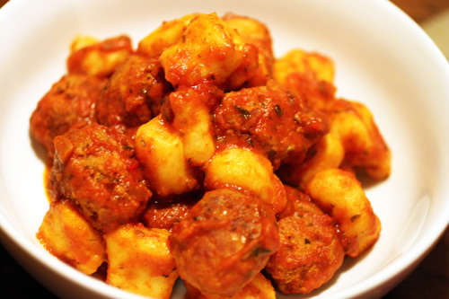 Great Balls of Fire! Habanero Meatballs Recipe